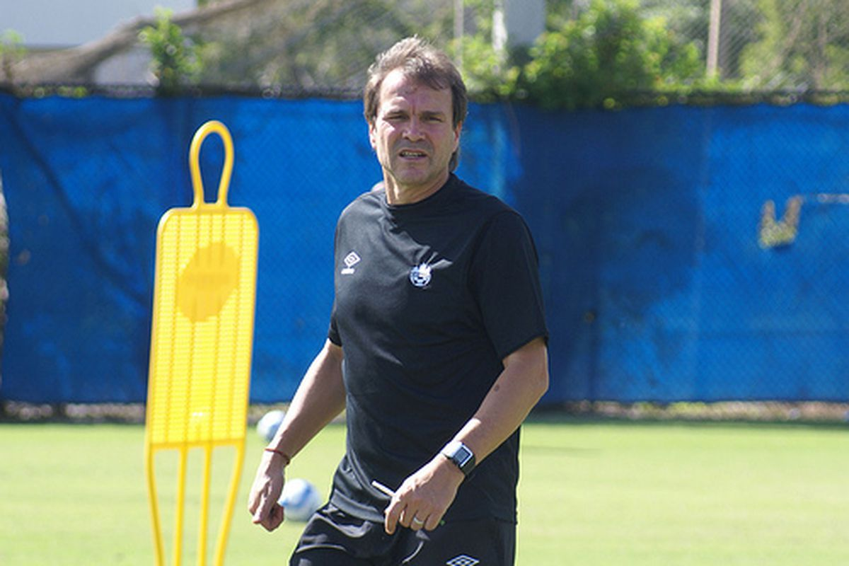 Tony Fonseca will be keeping an eye on the U15 squad in Mexico
