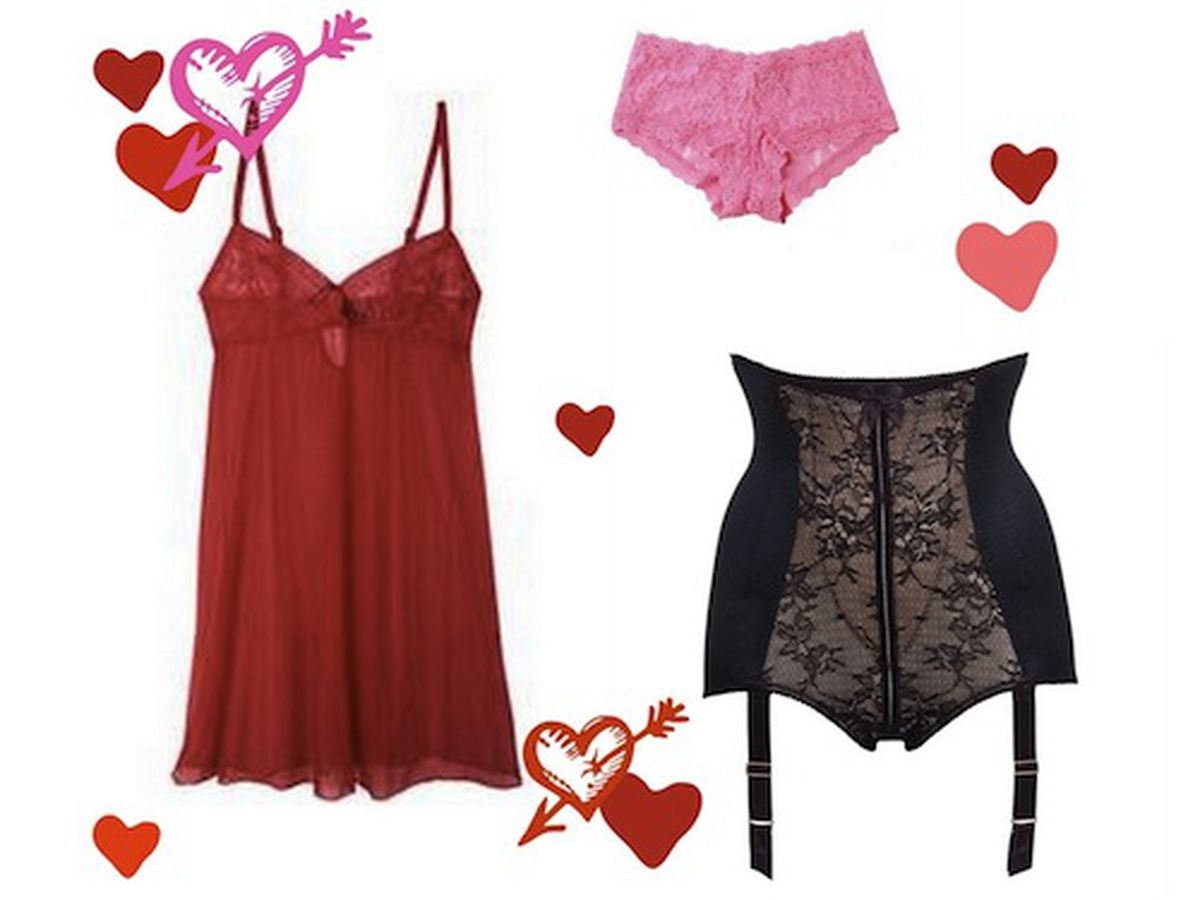 Last Minute Lingerie Shops To Hit Up During Your Lunch Break
