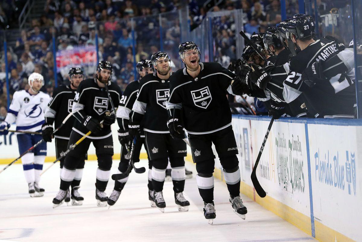 NHL: Los Angeles Kings at Tampa Bay Lightning