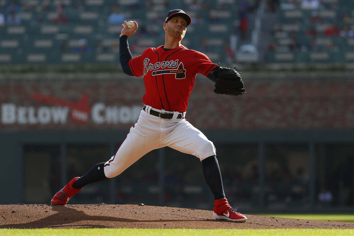 Foltynewicz Rules Redbirds Roost As Braves Win 3 0 To Even Nlds Talking Chop
