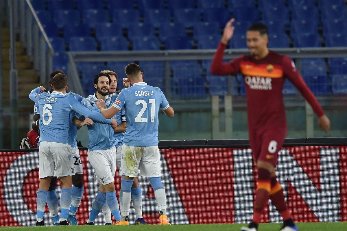 Lazio 3, Roma 0: Match Review - Chiesa Di Totti