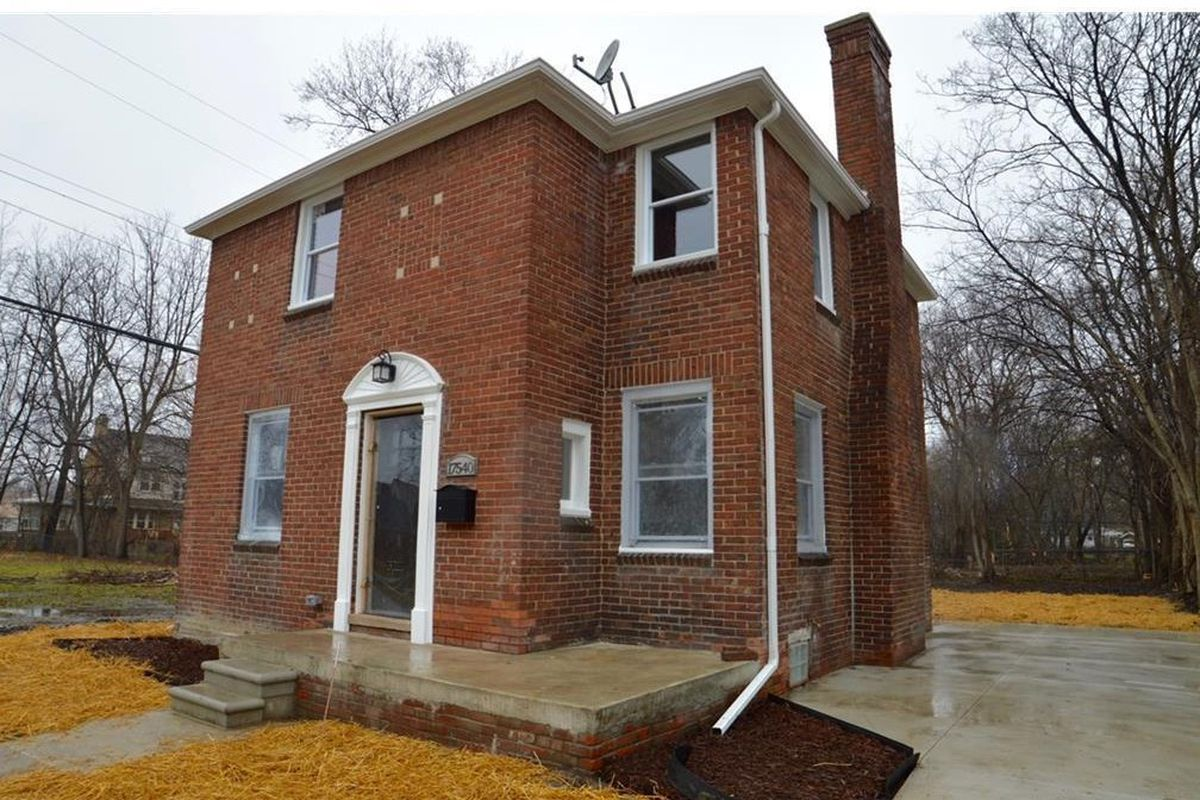 This old house to feature detroit home now listing for for Features of old houses