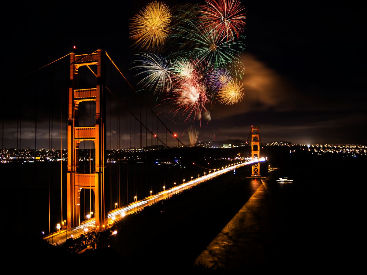 San Francisco Bay Area July 4th fireworks: Where to watch ... on map of san francisco pier 15, map of fisherman's wharf pier 14, map of san francisco pier 28, map of san francisco pier 1, map of san francisco pier 39 area,