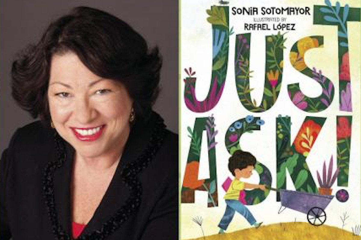 Supreme Court Justice Sonia Sotomayor to discuss new children's book in Chicago