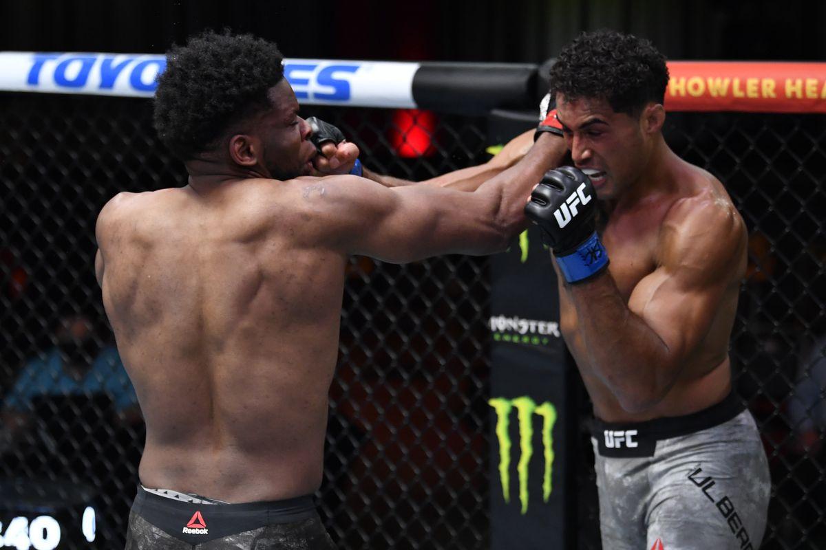 UFC 259: Nzechukwu v Ulberg