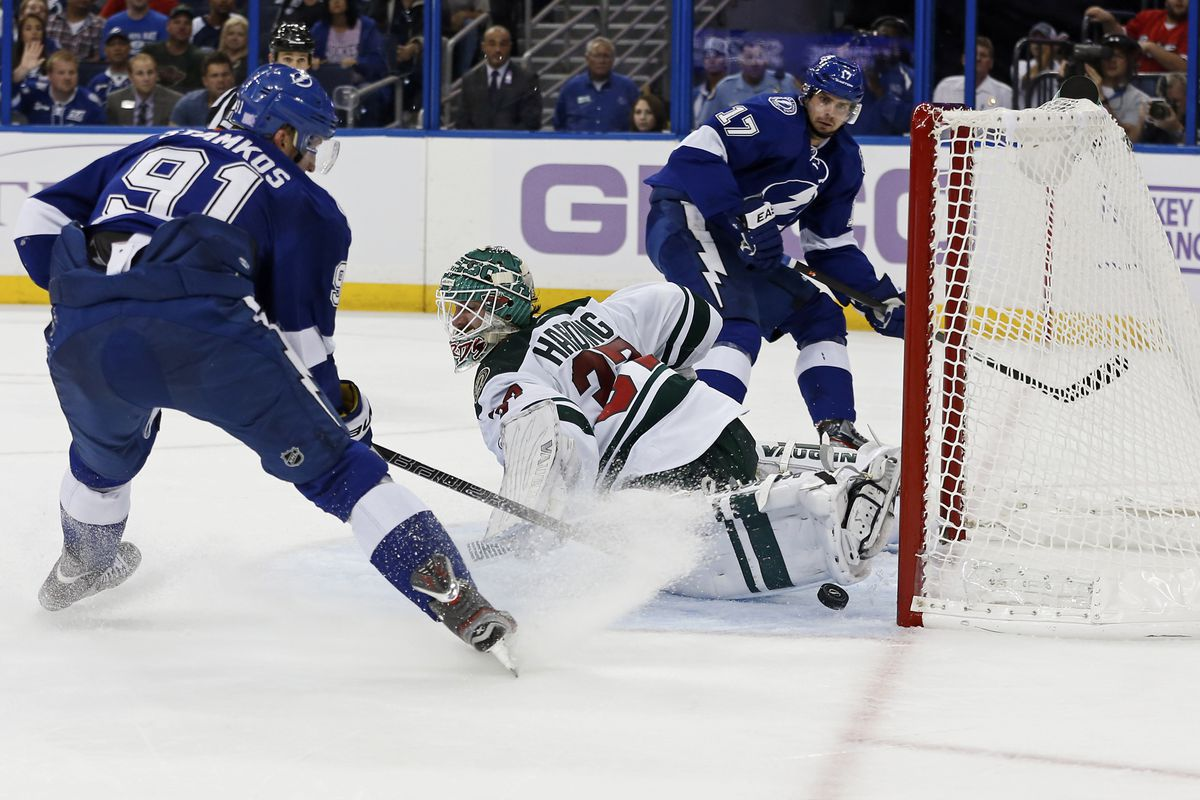 Steven Stamkos will grace the Xcel Energy Center with his presence for the first time in 3 years.