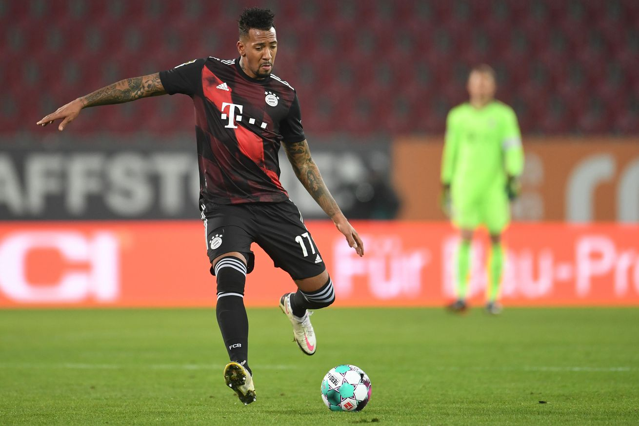 Report: Contract talks with Jerome Boateng to start no later than March at Bayern Munich