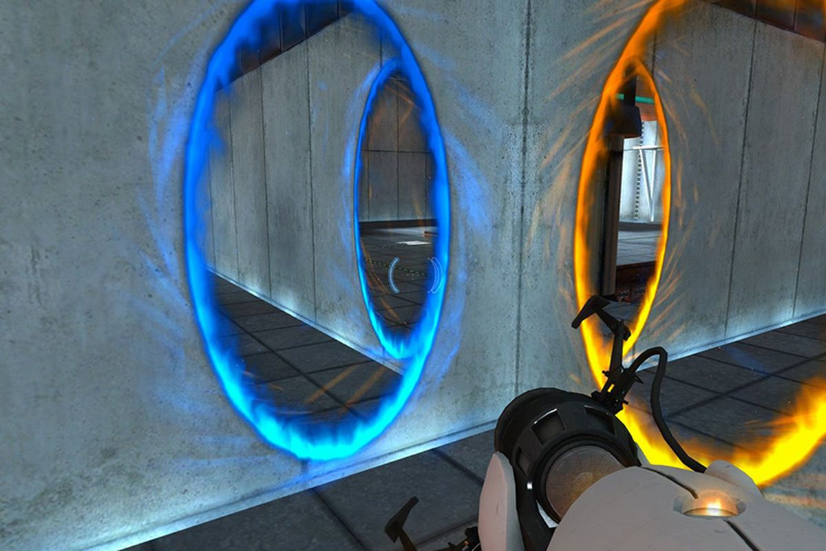 amazon making ambitious pc game with creators of portal world of