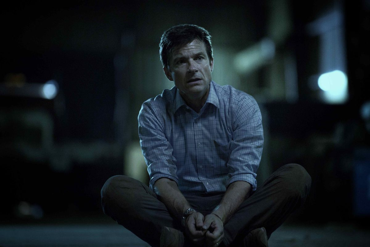 Ozark is yet another white guy antihero show  Its secret