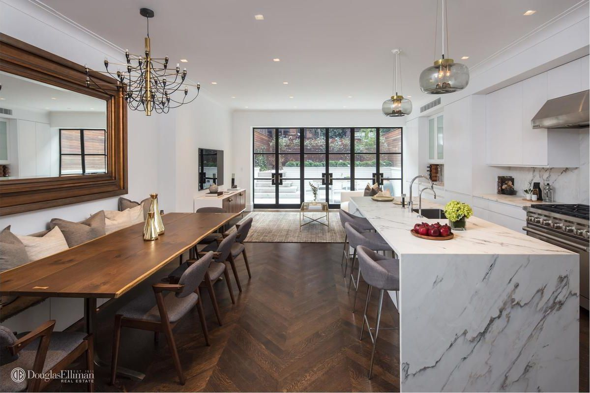 For 23 5m an enormous greenwich village townhouse with for Greenwich townhomes for sale