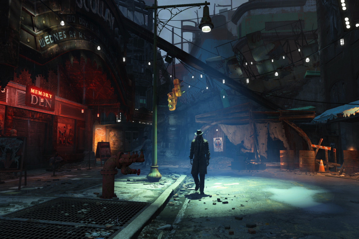 On the failure of Fallout 4 at the hands of The Witcher 3
