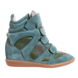 """<strong>Isabel Marant</strong> Burt, <a href=""""http://www.barneys.com/on/demandware.store/Sites-BNY-Site/default/Product-Show?pid=503043895&cgid=womens-shoes&index=30"""">$730</a>"""