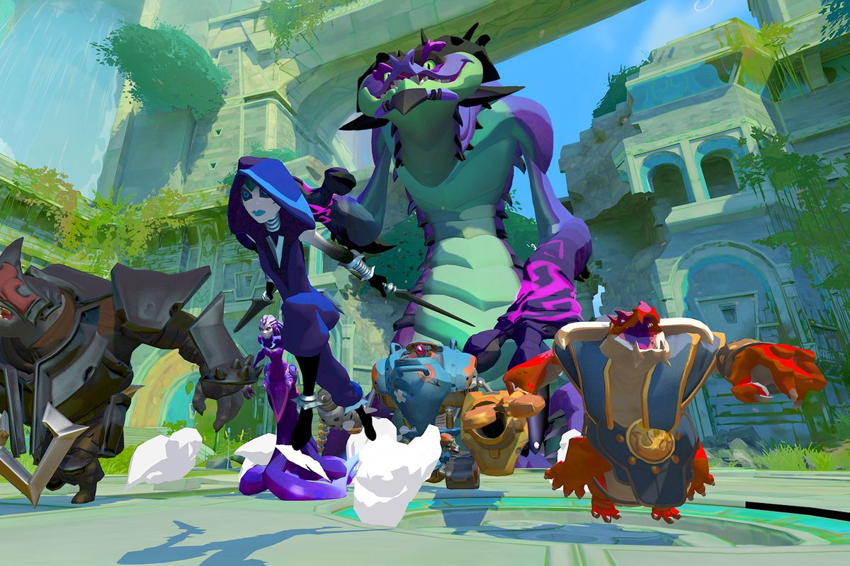 Gigantic gets final update, shutting down in July - Polygon