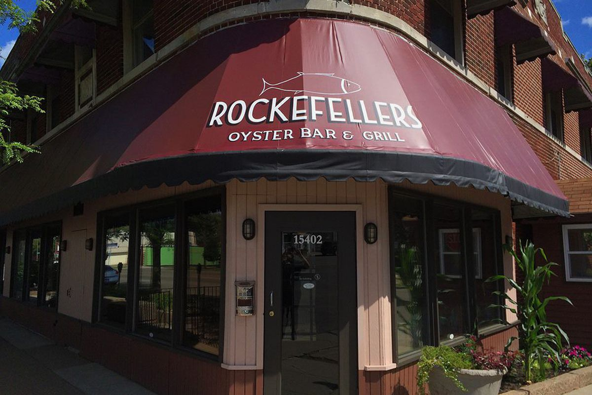 Rockefellers' first restaurant is located in Grosse Pointe Park.