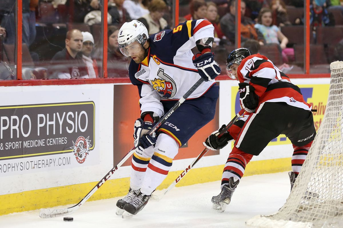 The Florida Panthers don't have a defenseman like Aaron Ekblad. At least, not until Pretend GM Tony picks him.