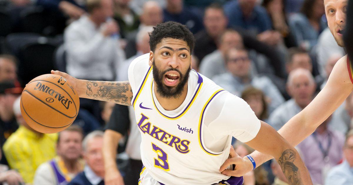 Anthony Davis stats: Lakers forward has huge fantasy ...