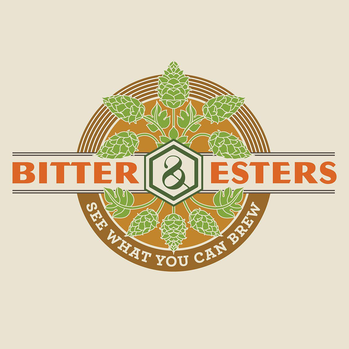The Bitter & Esters logo