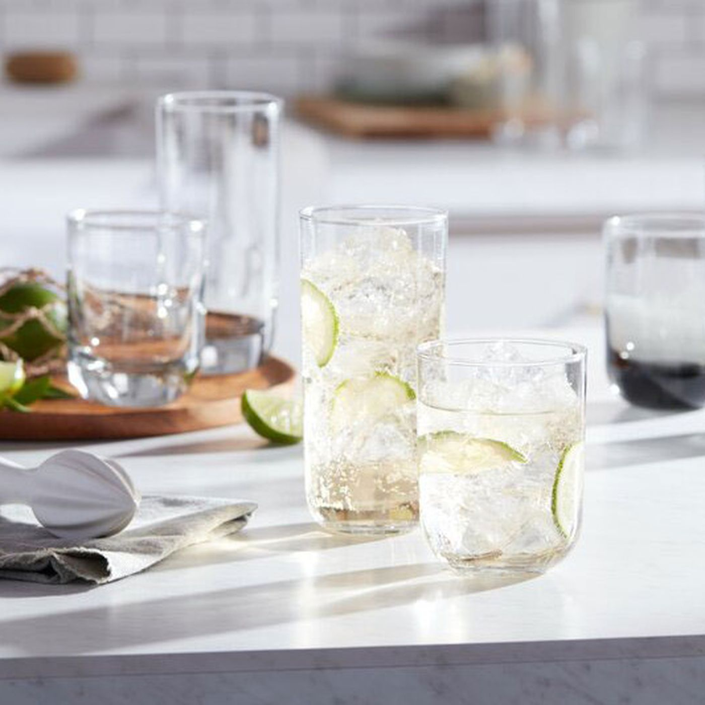 The Best Everyday Drinking Glasses According To Restaurant And Design Pros Eater