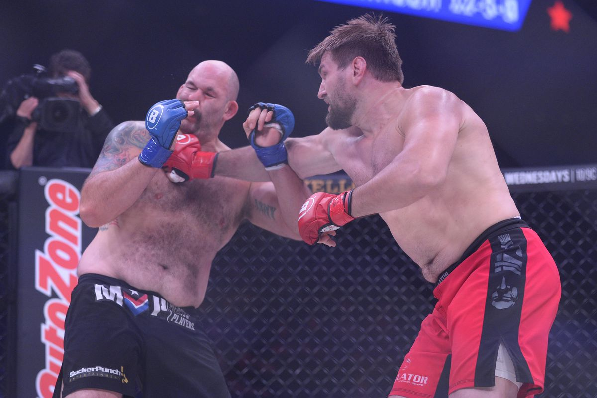 Bellator 225 was the most violent night in major MMA history