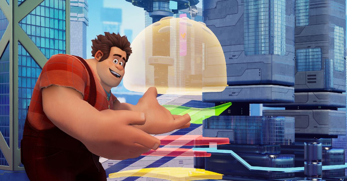The Void's Ralph Breaks VR puts players inside a giant interactive Disney movie