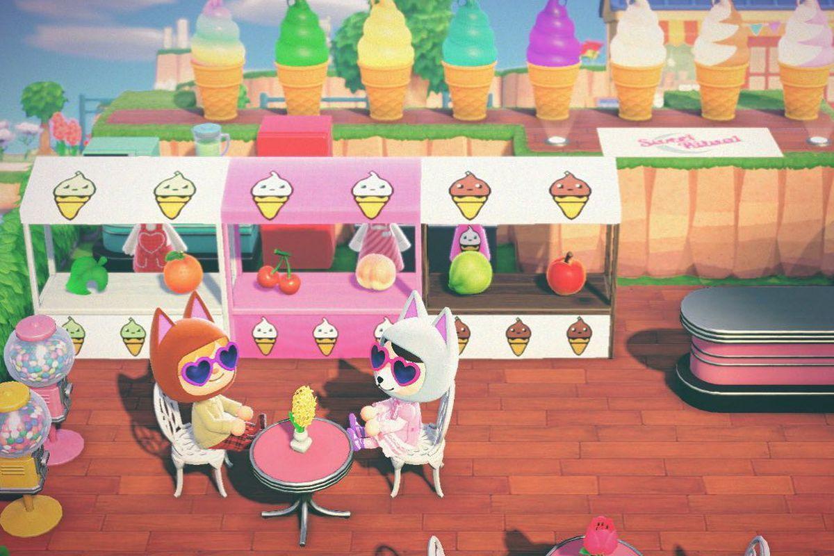 """Sweet Ritual in """"Animal Crossing"""""""