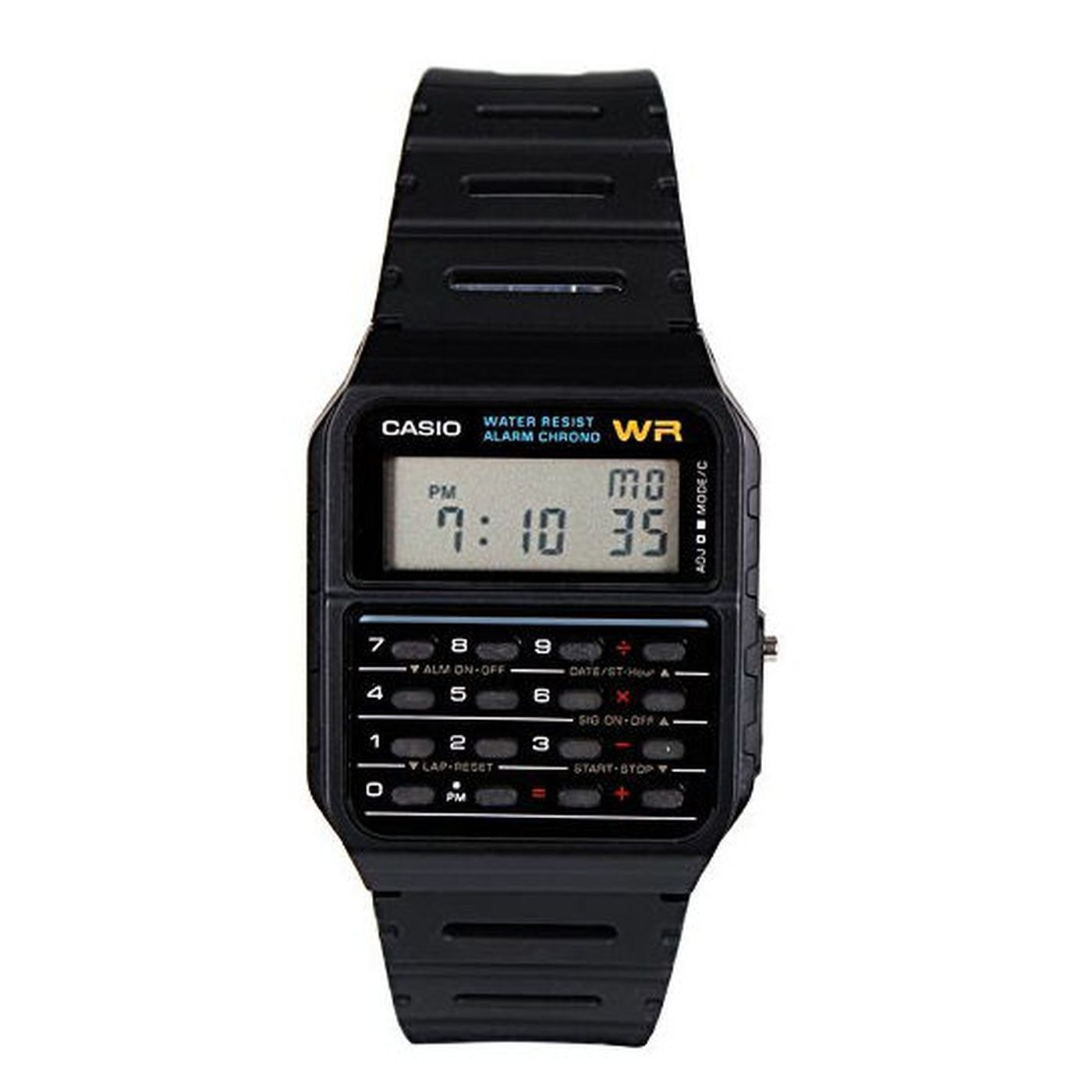 0fc541fcd2f1 This Casio Calculator Watch Is Better Than Apple Watch (According to Amazon  Reviews)