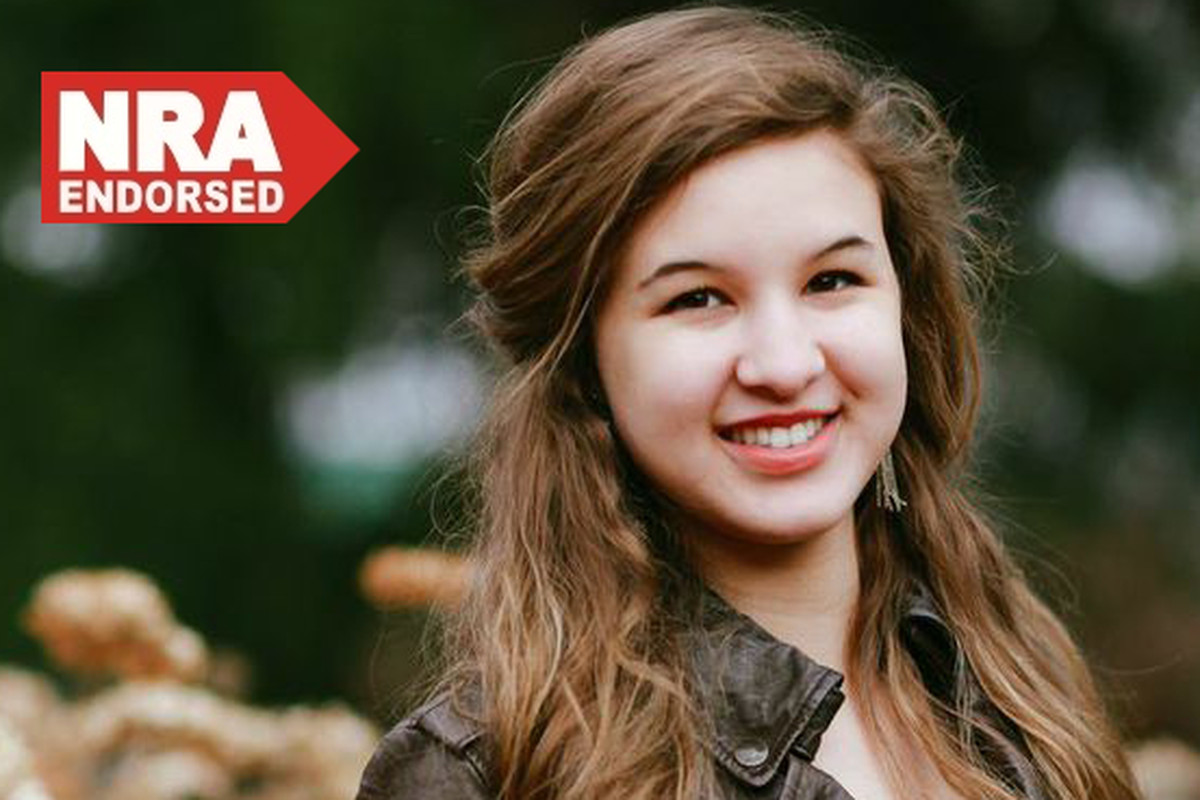Sarai Blair is only 18 and will be a state representative in West Virginia