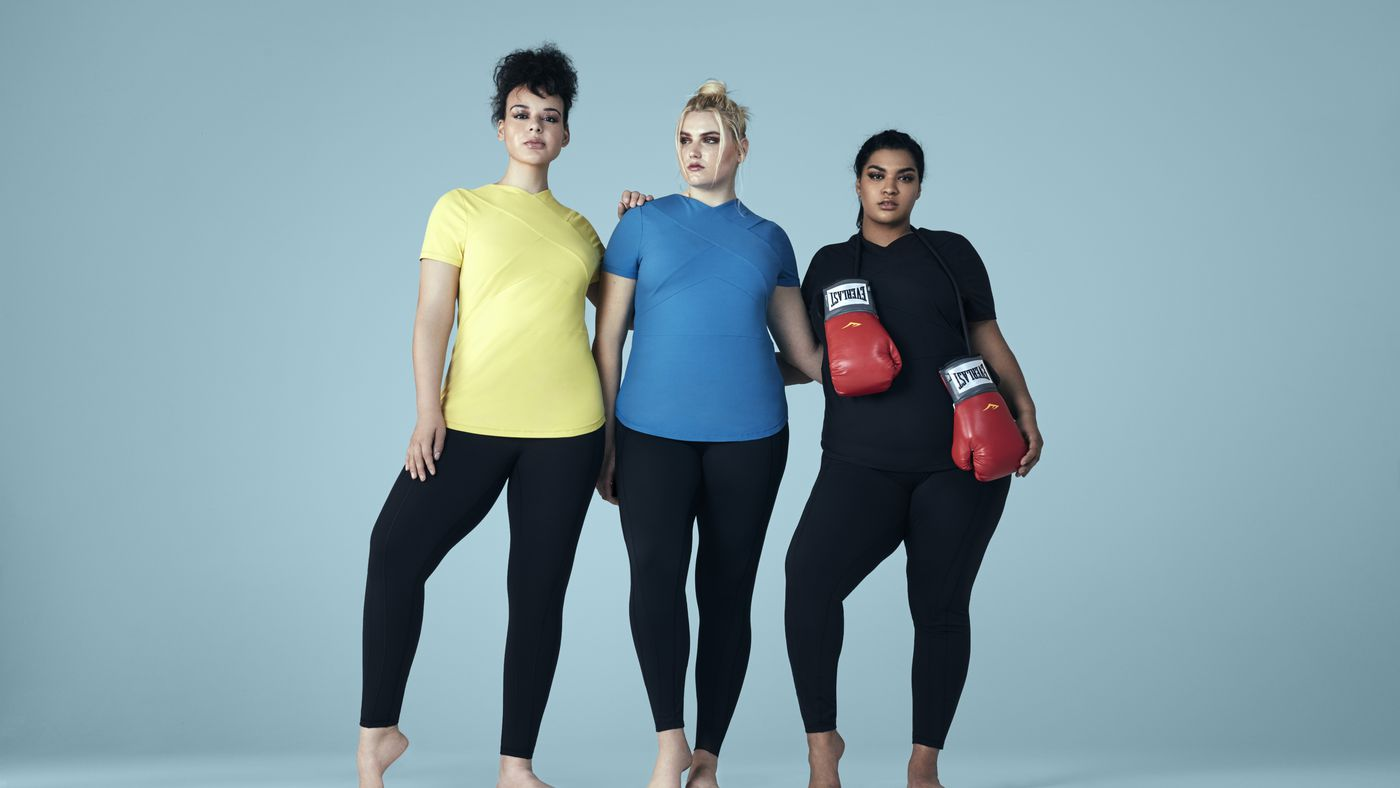 d339e6f4810ca Plus-Size Sportswear Is Still Not Widely Available - Racked