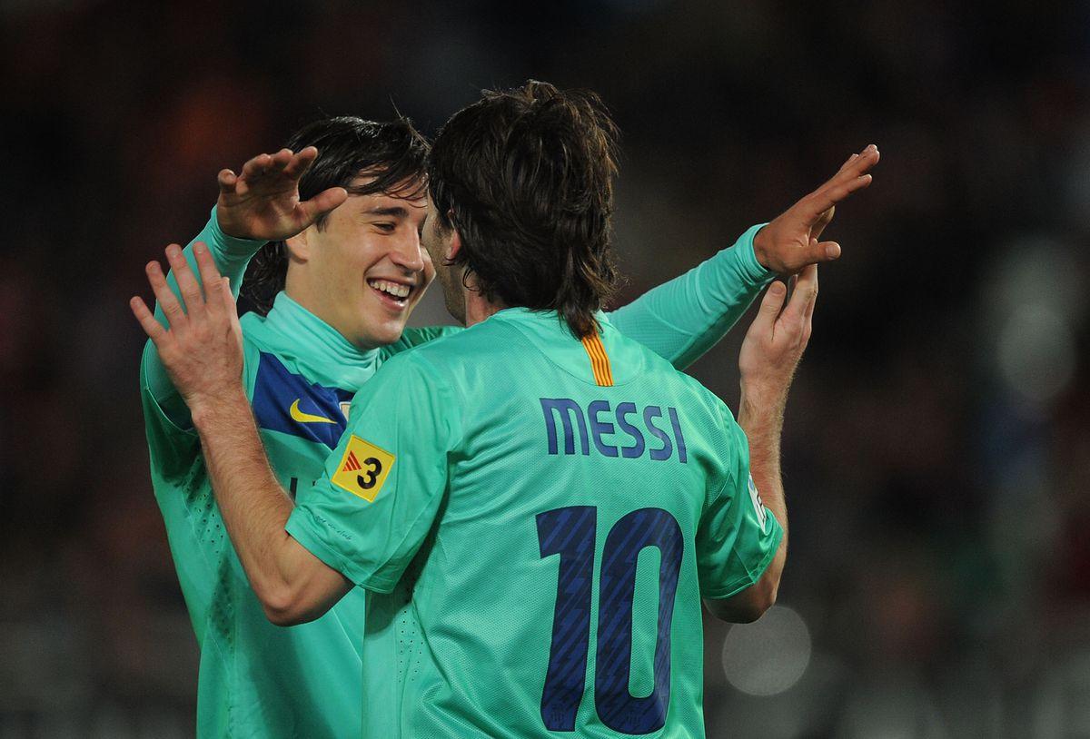UD Almeria v Barcelona - La Liga