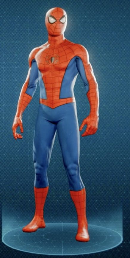 Spider Man Ps4 Suits Every Costume Comic Book Connection Polygon