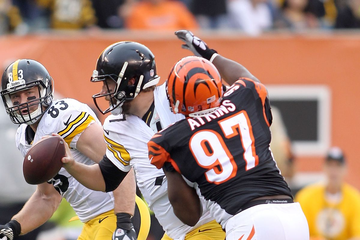 Geno Atkins paving his way to a Hall of Fame career with the