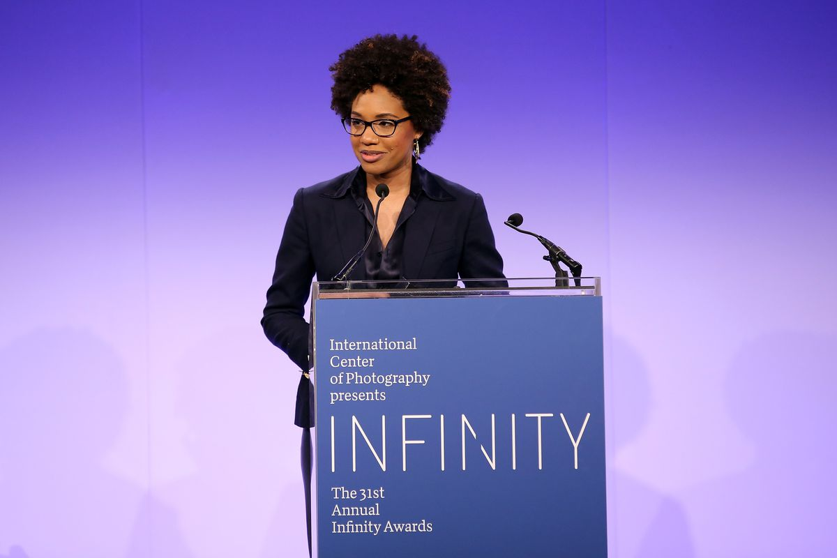 LaToya Ruby Frazier, one of the MacArthur winners who might become a breakout star.