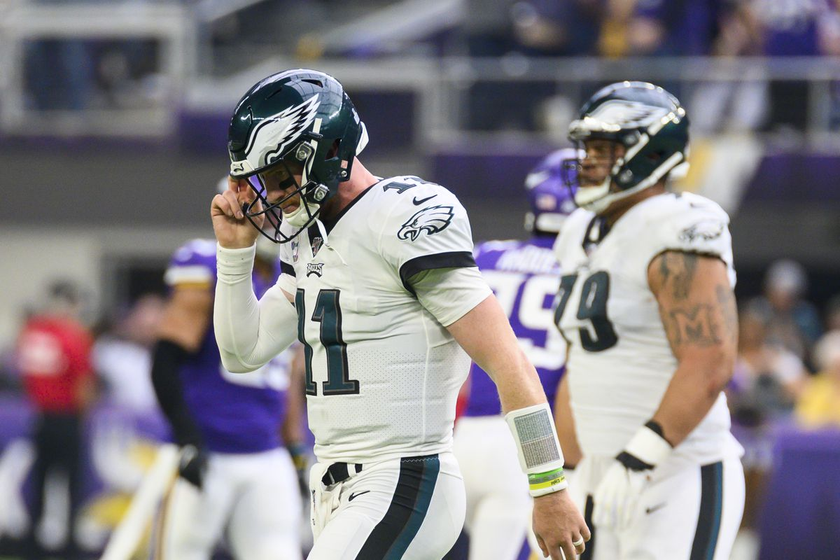 Eagles lose to Vikings: Reaction and analysis