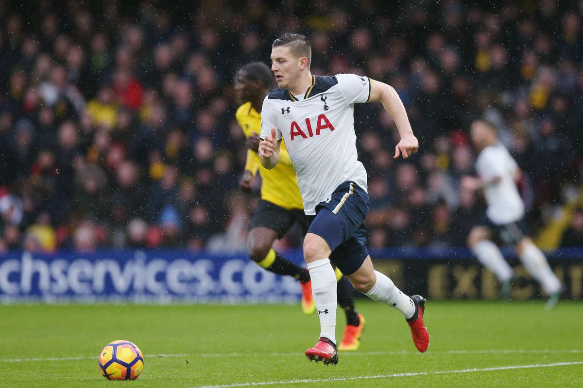 Kevin Wimmer wants Tottenham exit but to stay in the Premier League