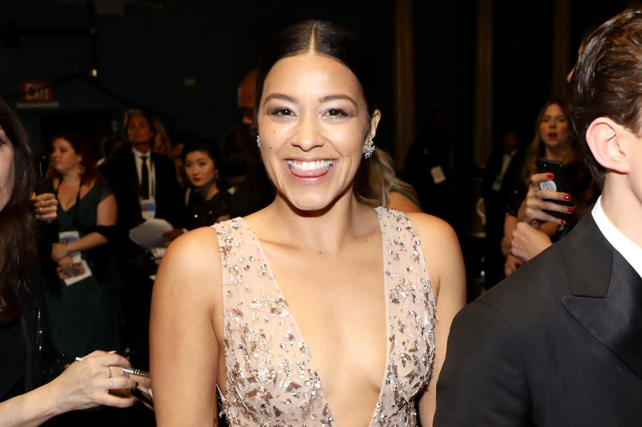 gina rodriguez is using her emmy campaign money to send an undocumented student to college
