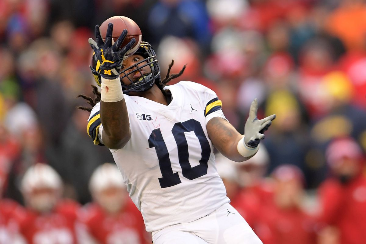 Louis Riddick says Devin Bush is the best player in the NFL Draft