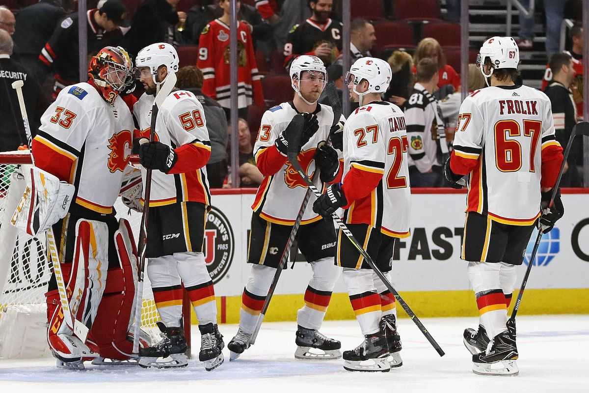 Flames Give Roster Vote Of Confidence On Deadline Day