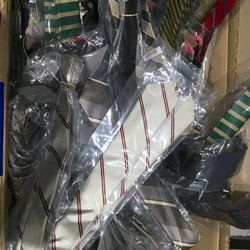 Ties and bow ties, $45