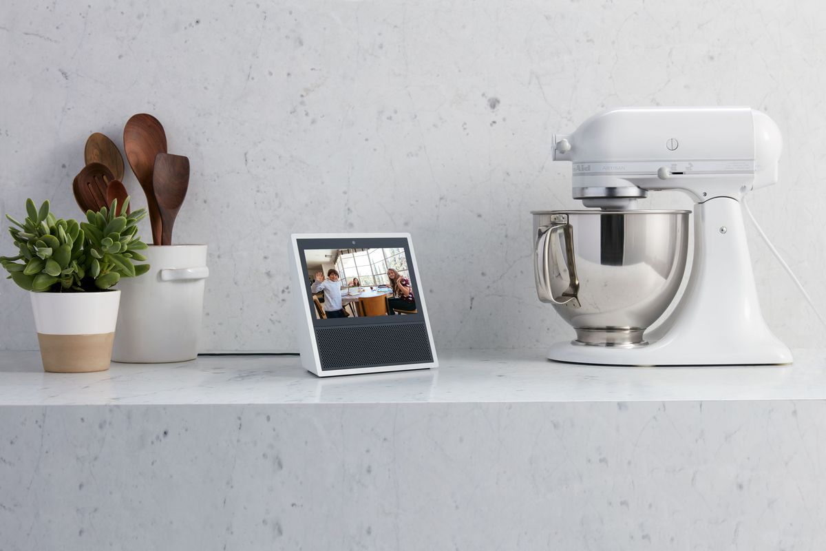 You can now watch your smart home camera from an Amazon Echo Show