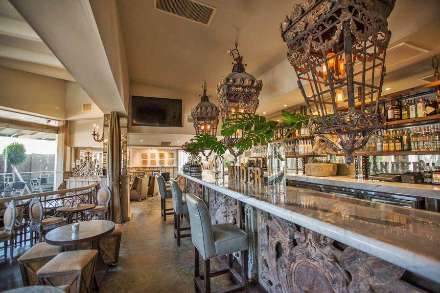 Villa Blanca Restaurant Los Angeles