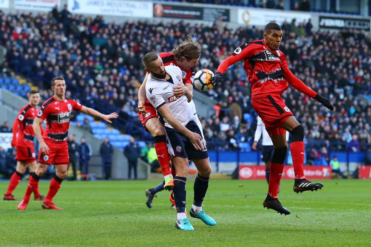 Bolton Wanderers v Huddersfield Town - The Emirates FA Cup Third Round