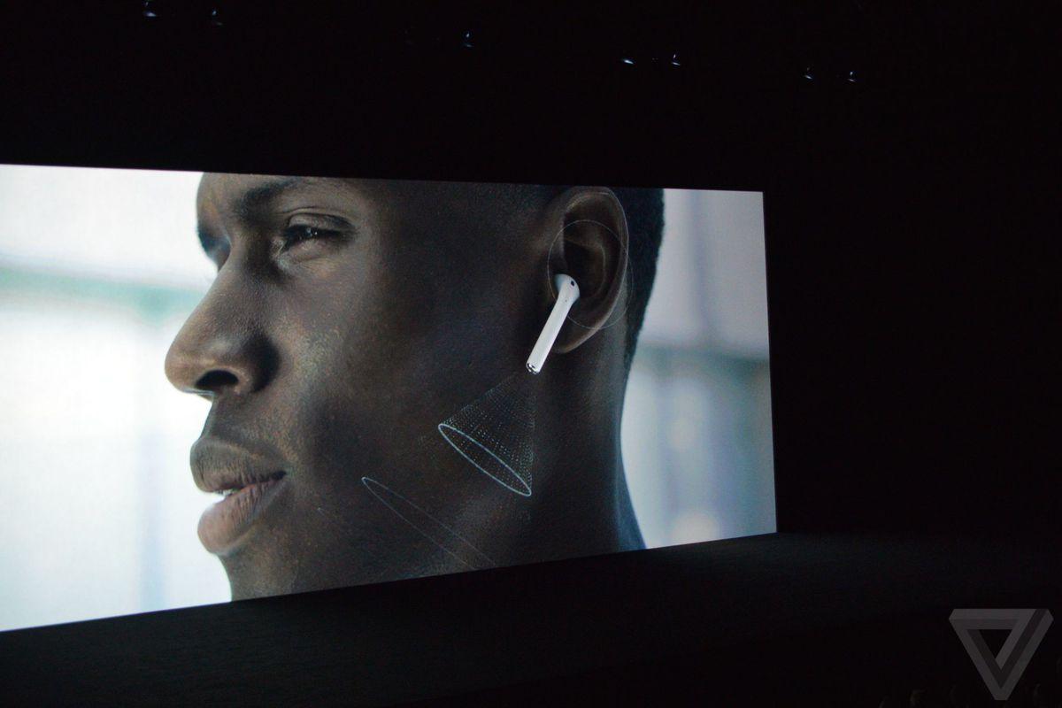 Apple AirPods Announcement photos