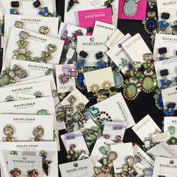 Earrings, $15