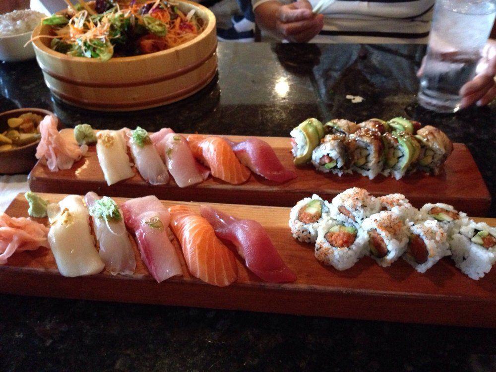 Sushi from Haru