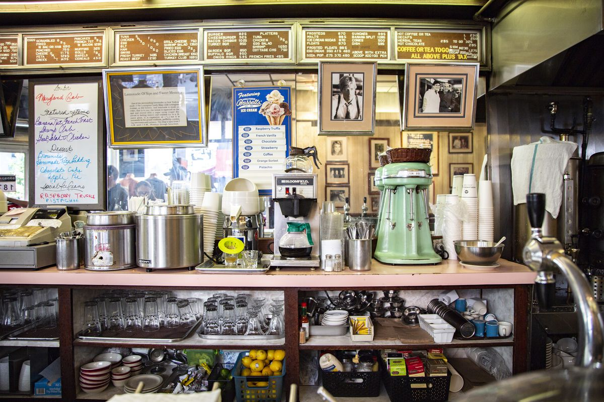 Lex_Candy_Shop_Counter A Look Inside the Historic NYC Diners Still Keeping Traditions Alive