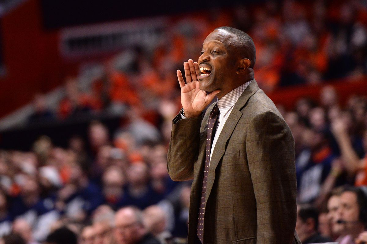 COLLEGE BASKETBALL: MAR 01 Indiana at Illinois