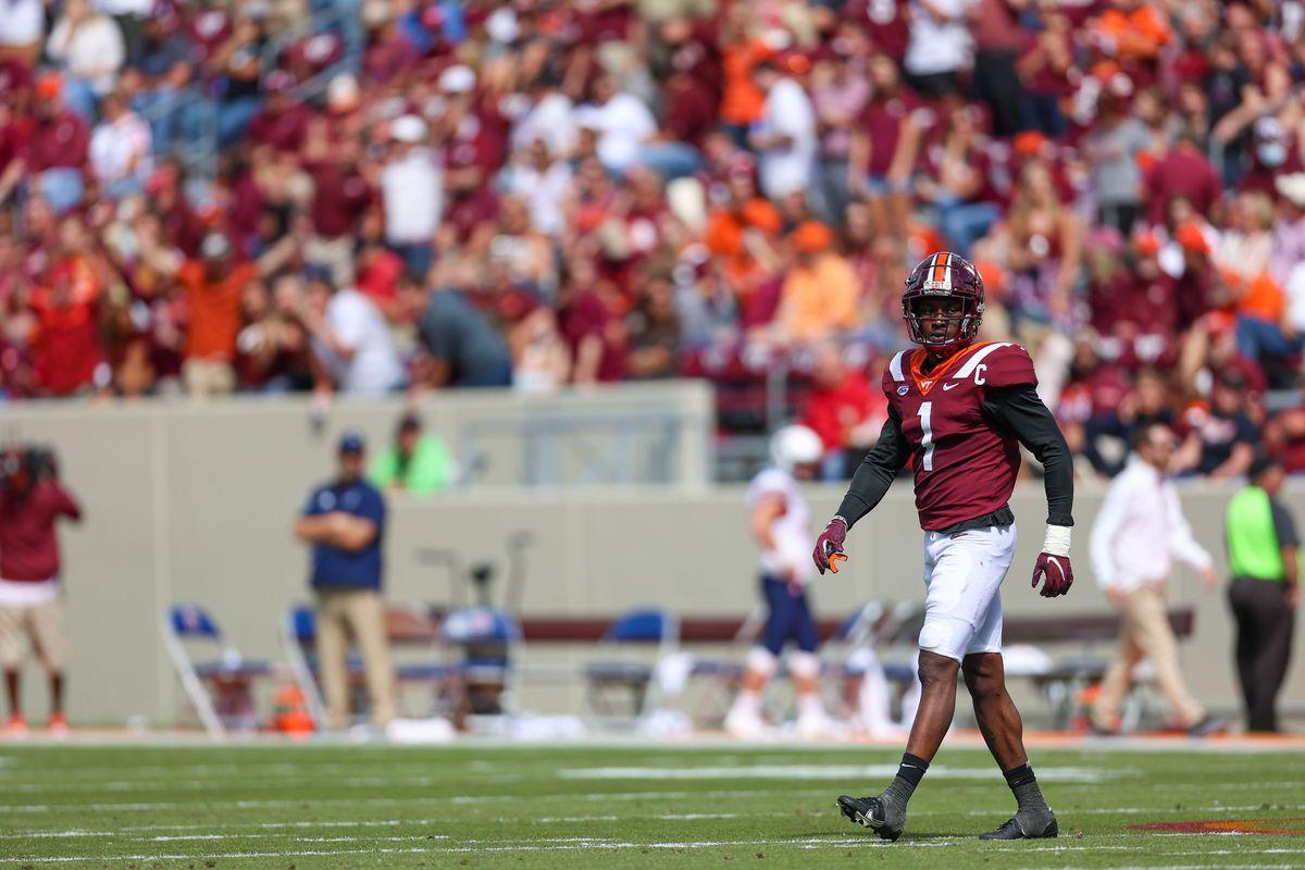NCAA Football: Richmond at Virginia Tech
