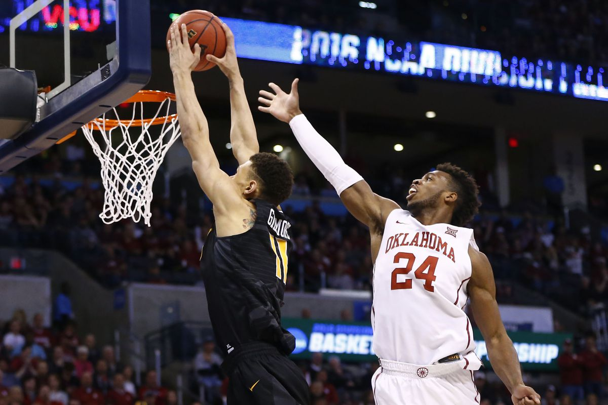 VCU's Michael Gilmore will be dunking for Miami from now on.