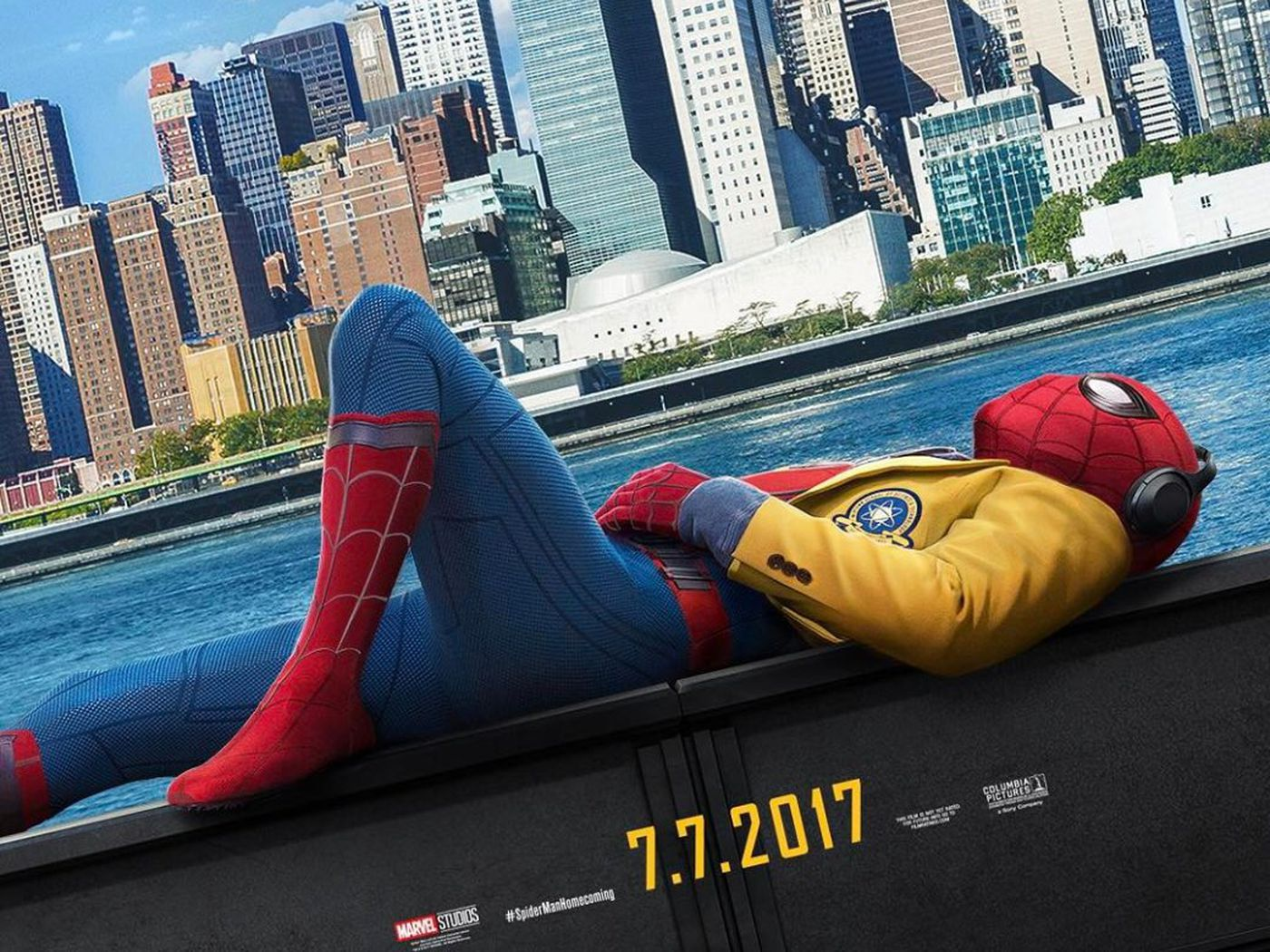 Spider-Man: Homecoming is the first of a trilogy, says Tom Holland ...