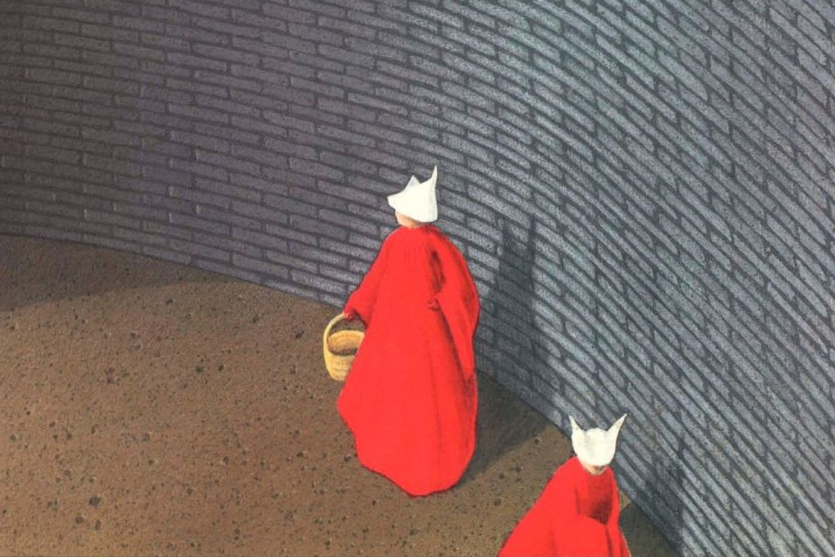 Sales Of Margaret Atwood S Handmaid S Tale Have Soared